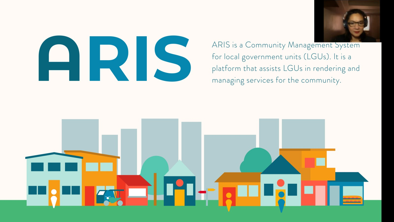 Allcard hosts a successful webinar on ARIS, a community management system for local government units